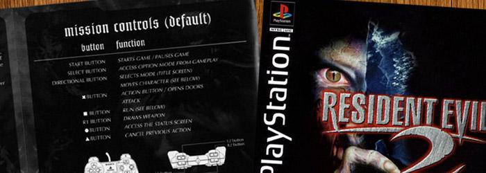 Commentary - Resident Evil 2