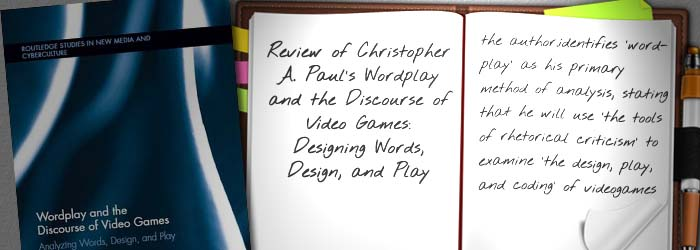 Review - Wordplay