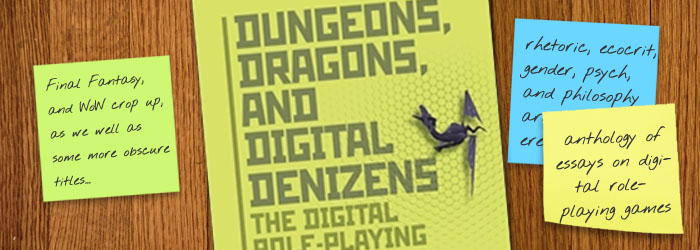 Review - Dungeons Dragons Digital Denizens