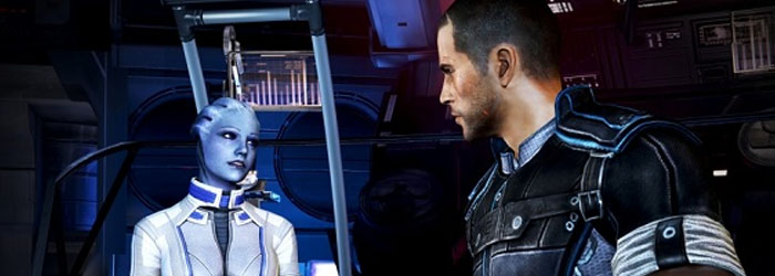 Commentary - Mass Effect