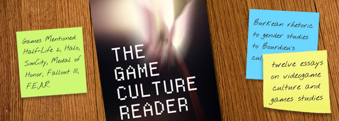 Review - Game Culture Reader