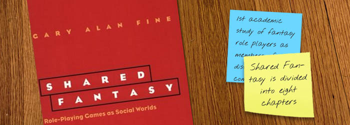 Review - Shared Fantasy