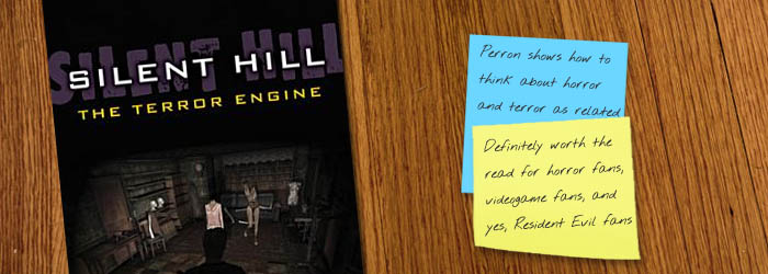 Review - Silent Hill The Terror Engine