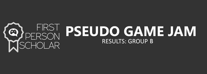 Pseudo Game Jam - Group B