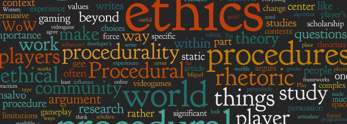 Essay - Procedural Ethics