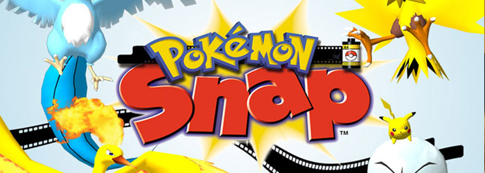 Essay - Pokemon Snap