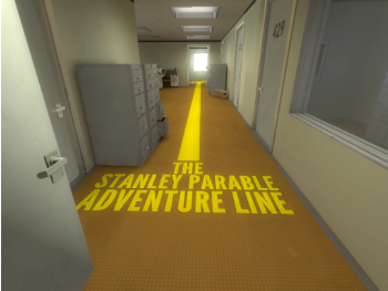 Figure : The Stanley Parable Adventure Line