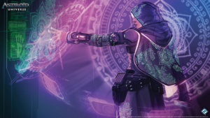 Card art from Android: Netrunner