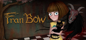 A promotional image for the game Fran Bow
