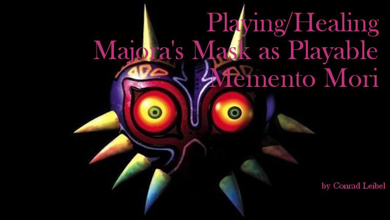 Leibel Majoras Mask Cover Image
