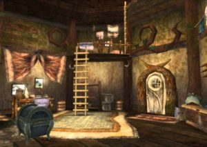 Link's house in Twilight Princess