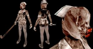 """""""Nurse mod 02,"""" silenthill.wikia.com."""