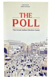 The Poll: The Great Indian Election Game (2019)
