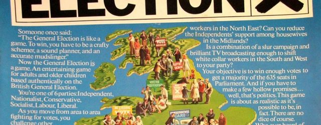 Cover image Election, 1972