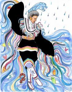 """""""Dancer"""" by Sara Milkes Espinosa"""