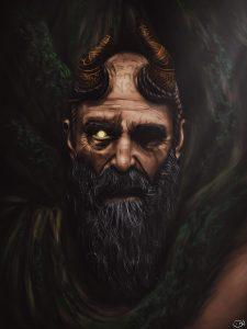 Mimir from God of War.